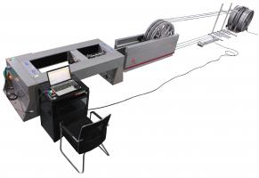 Optical Fiber Cable Tensile Testing Machine - Outdoor Cable