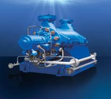 Boiler Water supply pump
