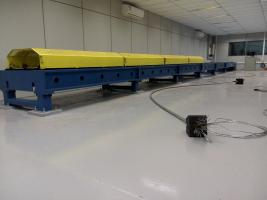 Horizontal Tensile Testing Machine for Overhead Conductors - TT-HTTM-1