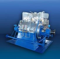 Multi Stage Centrifugal Pump - TTABI