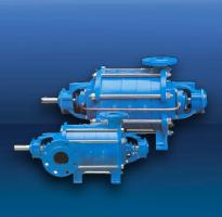 Multistage Centrifugal Pumps - TTAAG