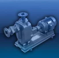 Self Suction Non Clogging Sewage Pump