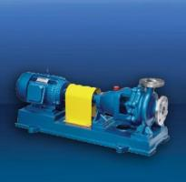 Single Stage Single Suction Chemical Pumps