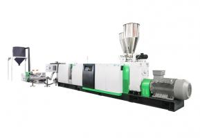 Single Screw Extruder Recycling Machine