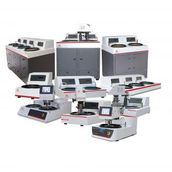 Metallurgical Sample Preparation Polishing Machines