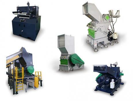 Waste Recycling Crusher