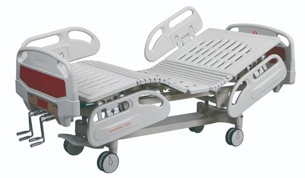 Hospital Bed - Medical Bed Slide-2
