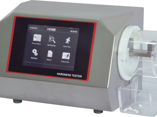2 Parameter Tablet Hardness Testers with touch screen – ToronTAB-2