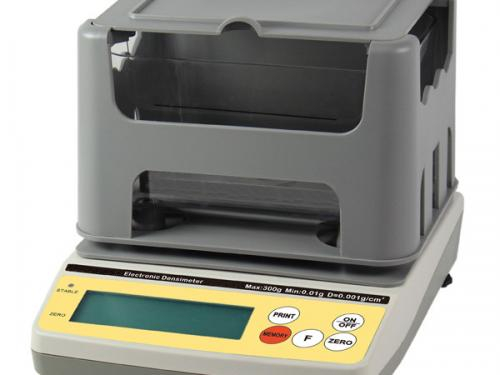 Density Tester for Solid Materials – TTDM 300 I