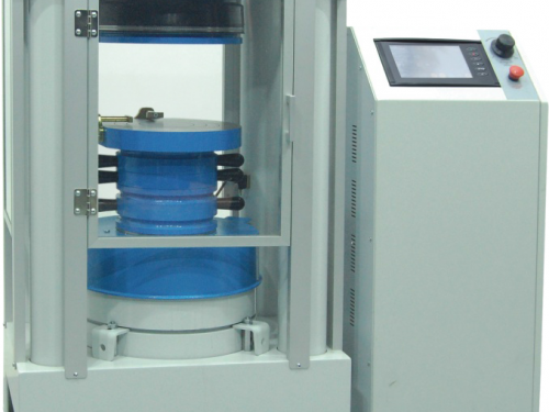 High Capacity Four Column Automatic Concrete Compression Testing Machines